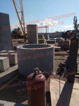 Производство жб звеньев ЗК для круглых водопропускных труб