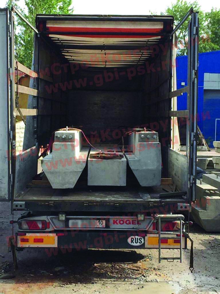 Производство железобетонных ригелей 1.420-12 выпуск 6