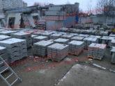 В Санкт-Петербурге готовится к отгрузке очередь блоков Б-2 и лотков Л1, Л2 водоотвода серии 3.503.1-66