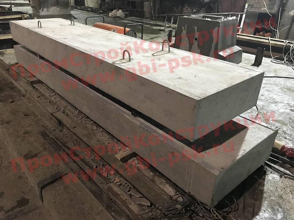 Производство плит ж/д переездов ППС-2 и ПП