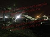 Завершена поставка ЖБИ для реконструкции ж/д станции в Тверской области