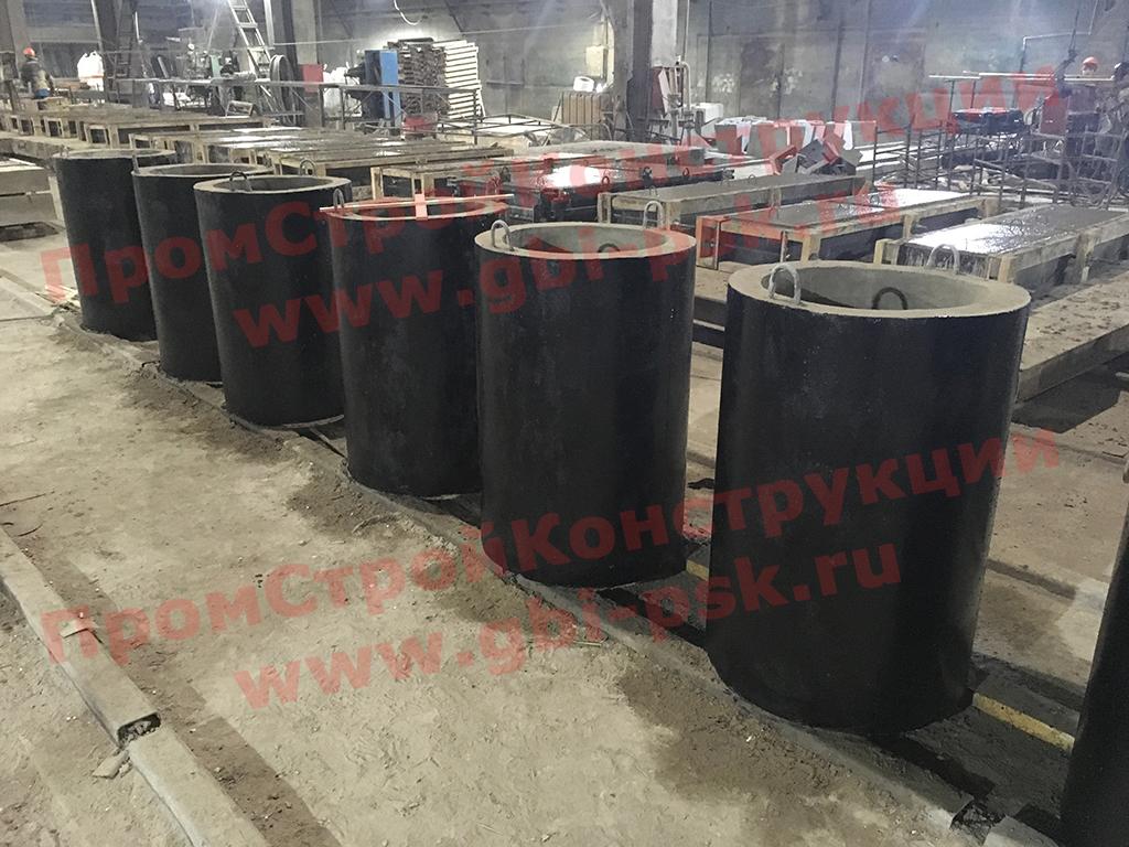 Продолжается производство звеньев звеньев ЗК1-100