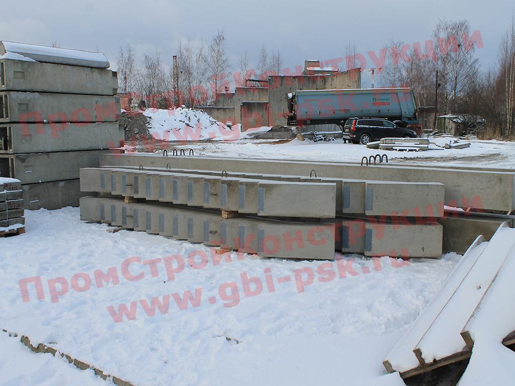 Производство ЖБИ косоуров К-1 и К-2