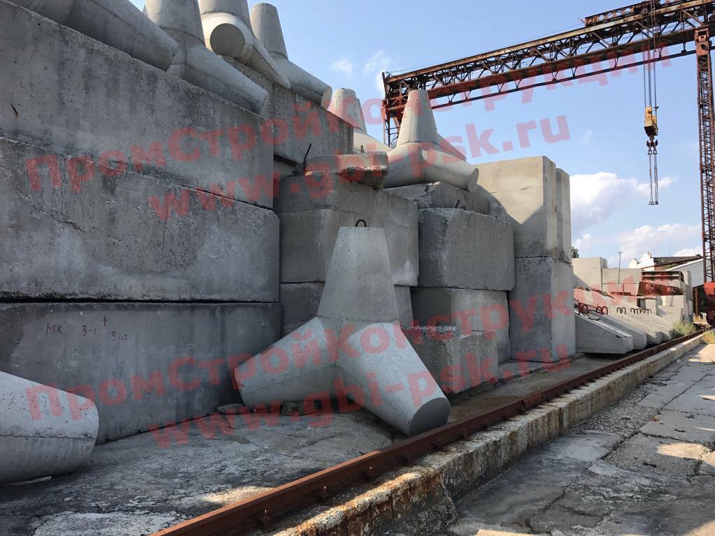 Завод жби тетрапод плита перекрытий пм