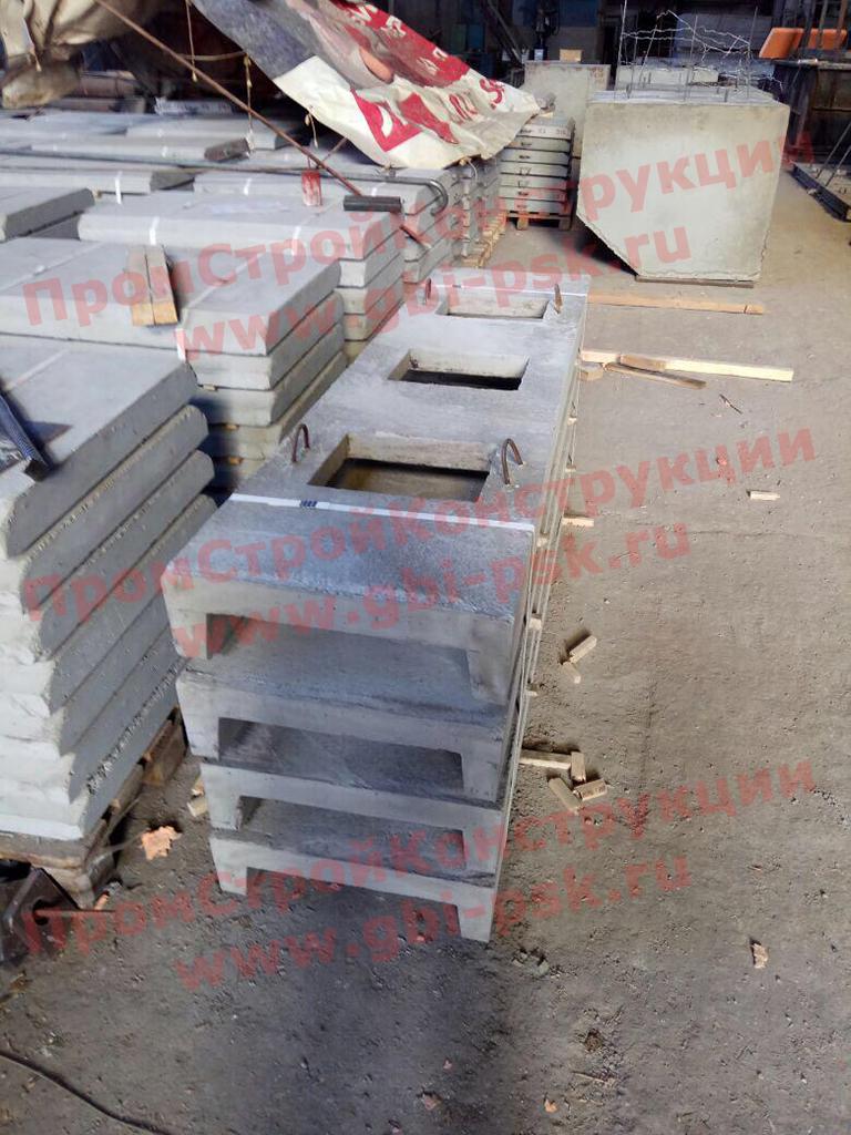 Производство кабельных ЖБ лотков Л20.5 серии 3.407.1-157