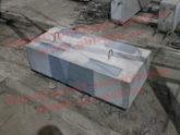 Продолжается производство опорных подушек ОП1 и комплектующих ЖБ лестничных сходов серии 503-0-17
