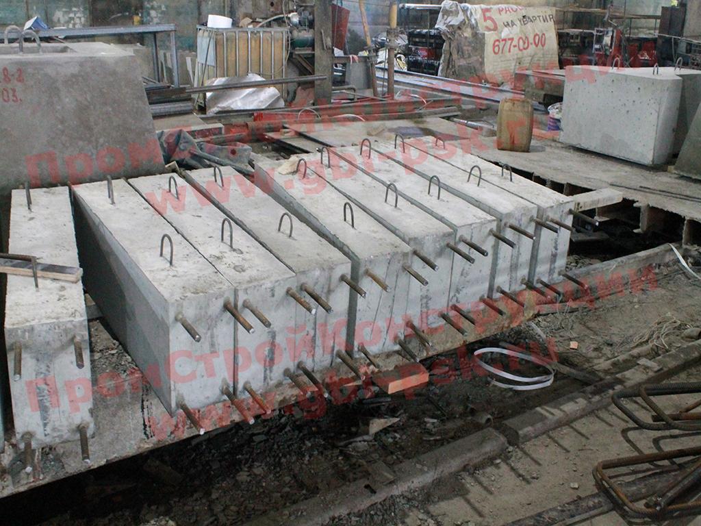 Укомплектован заказ на производство распорок ЛР-1 и элементов ж/д пешеходных мостов серии 3.501.1-165