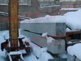 На заводе ЖБИ в Мурманске готовятся к отгрузке ЖБ колонны серии 1.420.12
