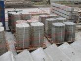 Железобетонные плиты П-1 укрепления откосов – новые отгрузки в СПб