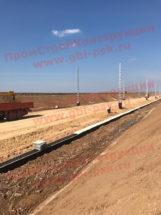 Лотки МПЛ тип II железобетонные междупутные водоотводных устройств на железнодорожных станциях