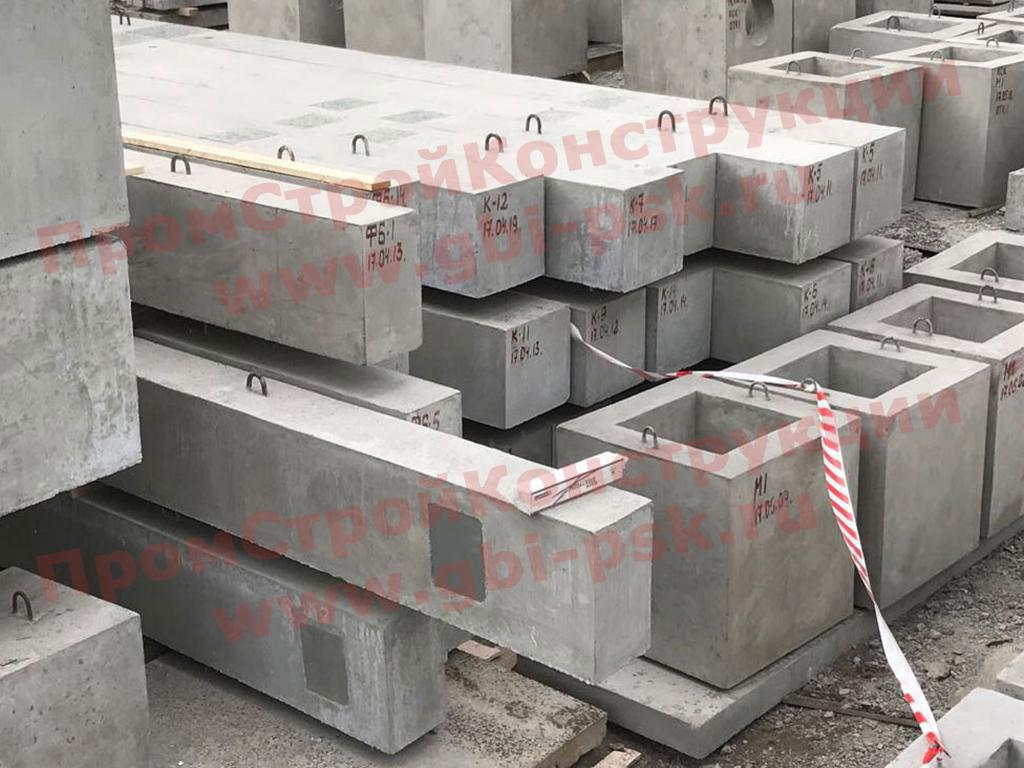 Увеличено производство железобетонных колонн на заводе ЖБИ в Крыму
