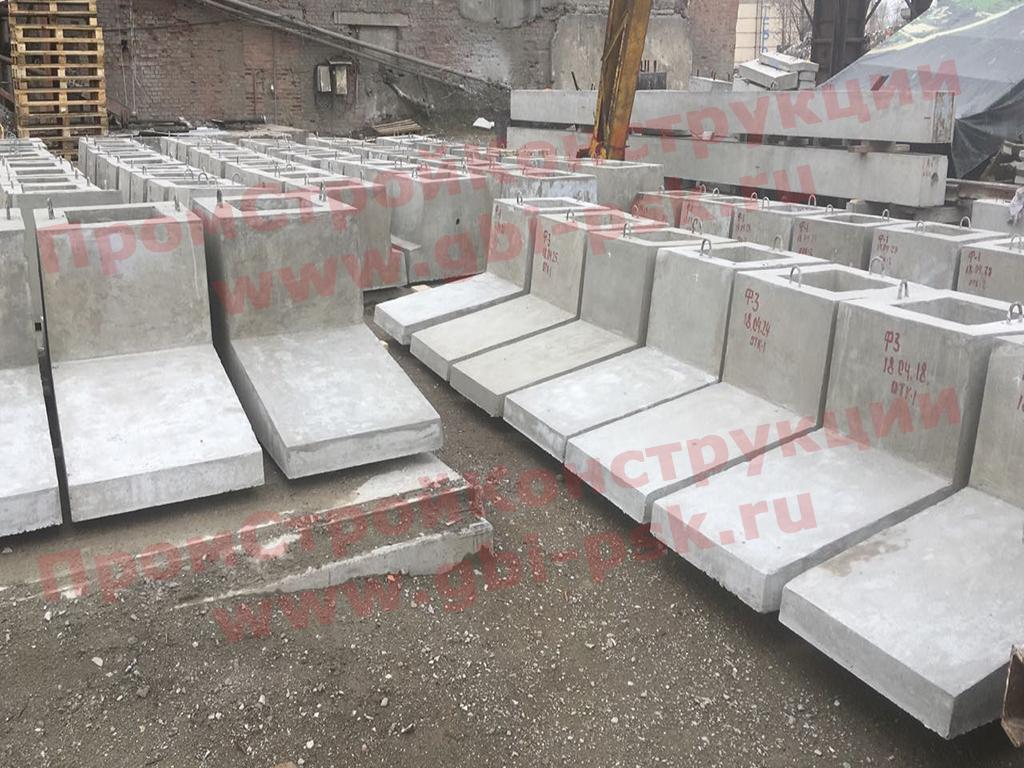 Запущены в производство фундаменты Ф-3 серии 3.503.9-80 для стоек эстакад