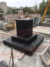 Запущен в производство новый заказ фундаментов ФМ ЖБИ с гидроизоляцией