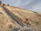 Продолжаем наращивать отгрузки и производство телескопических железобетонных лотков Б-6 и Б-7 в Крыму