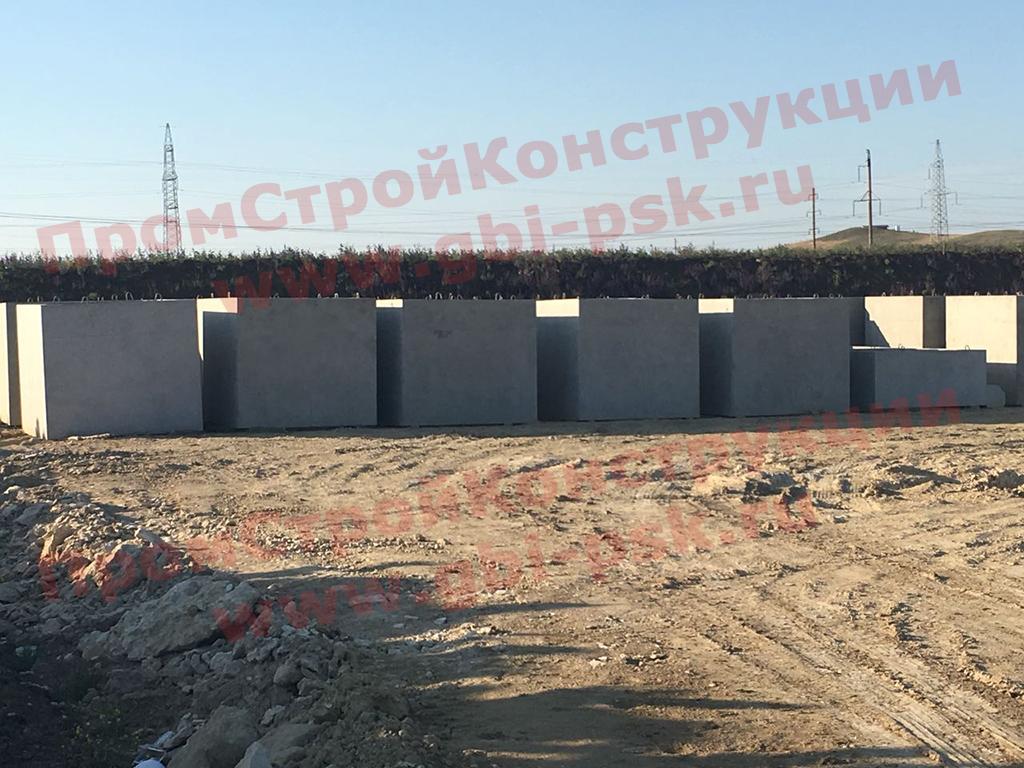Производство звеньев ЗП ЖБИ в Крыму