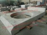 На заводе ЖБИ в Мурманске продолжается производство портальных стенок СТК