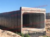 Наши звенья ЗП ЖБИ на объектах дорожного строительства в Крыму