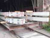 Производство железобетонных косоуров КЛ для мостов и путепроводов