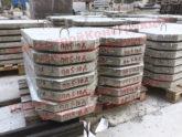 Производство плит ПП5-10Д крепления сооружений и гасителей серии 3.820-6 выпуск 5/88