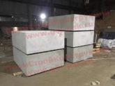 Завод ЖБИ в Мурманске поставил рекорд выпуска фундаментов Ф7.201 Шифра 2119 РЧ!