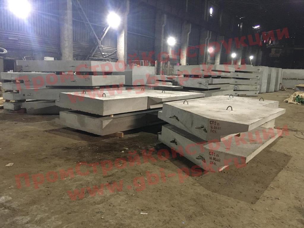 В Мурманске завершено производство масштабного заказа звеньев ЗП и других элементов прямоугольных ЖБИ труб