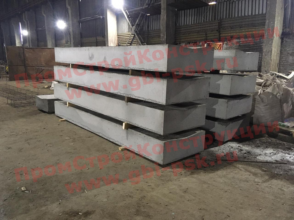Производство лотков Л1-403 прямоугольных ЖБИ труб 3.501.1-179.94