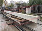 Продолжается производство крупной партии ЖБИ колонн в Санкт-Петербурге