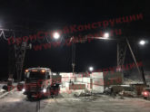 Производство звеньев ЗП в Крыму — работаем и днем и ночью!