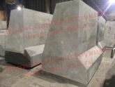 Производство откосных стенок и элементов водопропускных труб серии 3.501.1-179.94