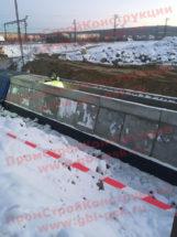 Наши ЖБИ для водопропускных труб серии 3.501.1-179.94 на объектах в Мурманской области