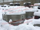Производство железобетонных стаканов СБ14А-1 серии 1.494-24 (1.494.1-24)