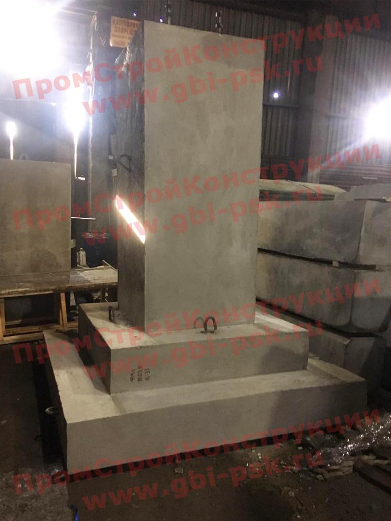 Завод ЖБИ в Мурманске наращивает производство крупногабаритных фундаментов ФМ