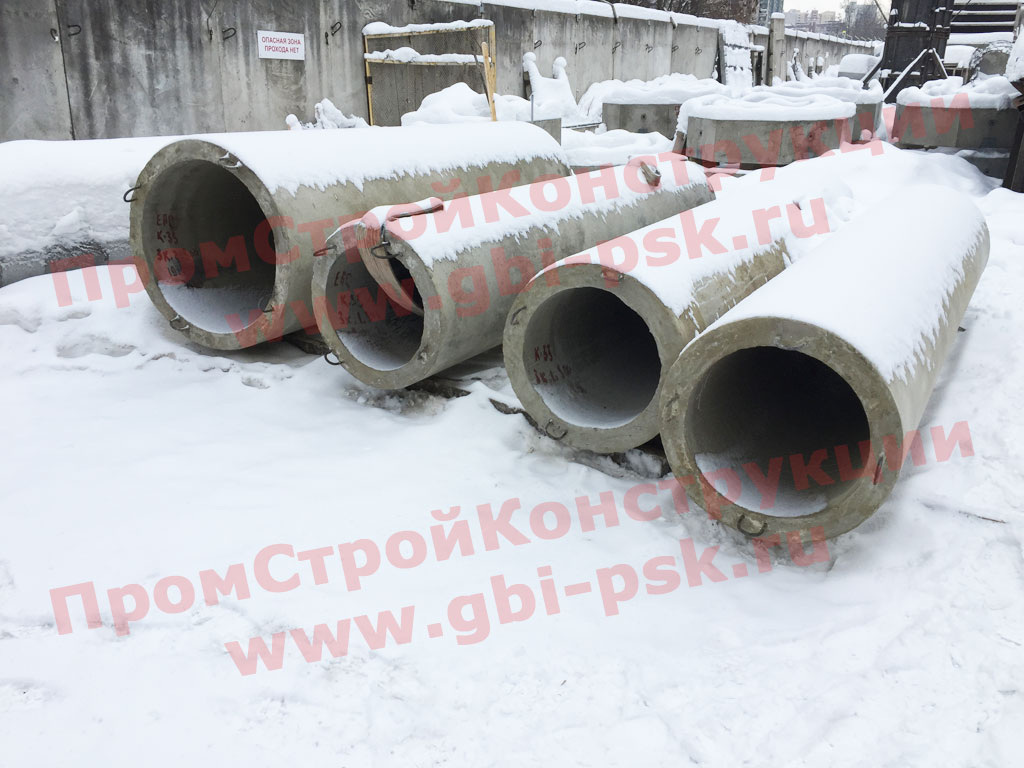 Звено круглое ЗК1.300
