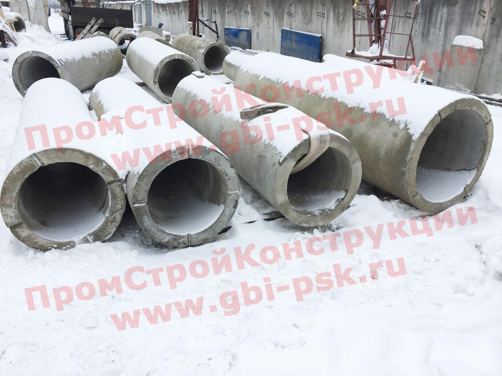 На заводе ЖБИ в Санкт-Петербурге наращиваются объемы выпуска звеньев ЗК 1.300