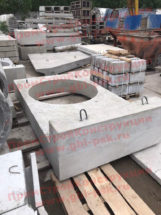 Заводе ЖБИ в Санкт-Петербурге наращивает производство портальных стенок СТК