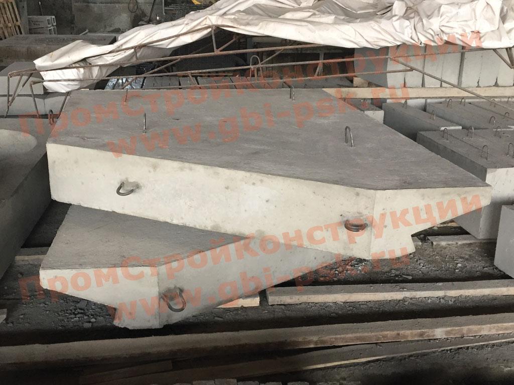 Производство дополнительных объемов откосных стенок СТ