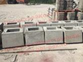 Производство ЖБИ фундаментов стаканного типа Ф9.7.5 серии 3.017-3