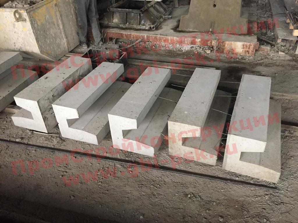 Железобетонные лотки — производство в Санкт-Петербурге