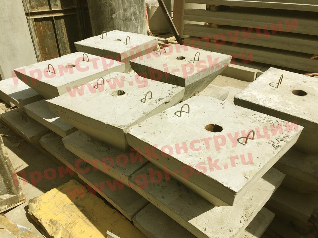 Фундаменты дорожных знаков Ф-1 и Ф-2 всегда в наличии на наших производствах!