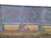Производство самостоящих железобетонных ограждений в Крыму