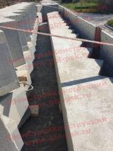 Производство железобетонных косоуров КЛ 495.210 и 615.270