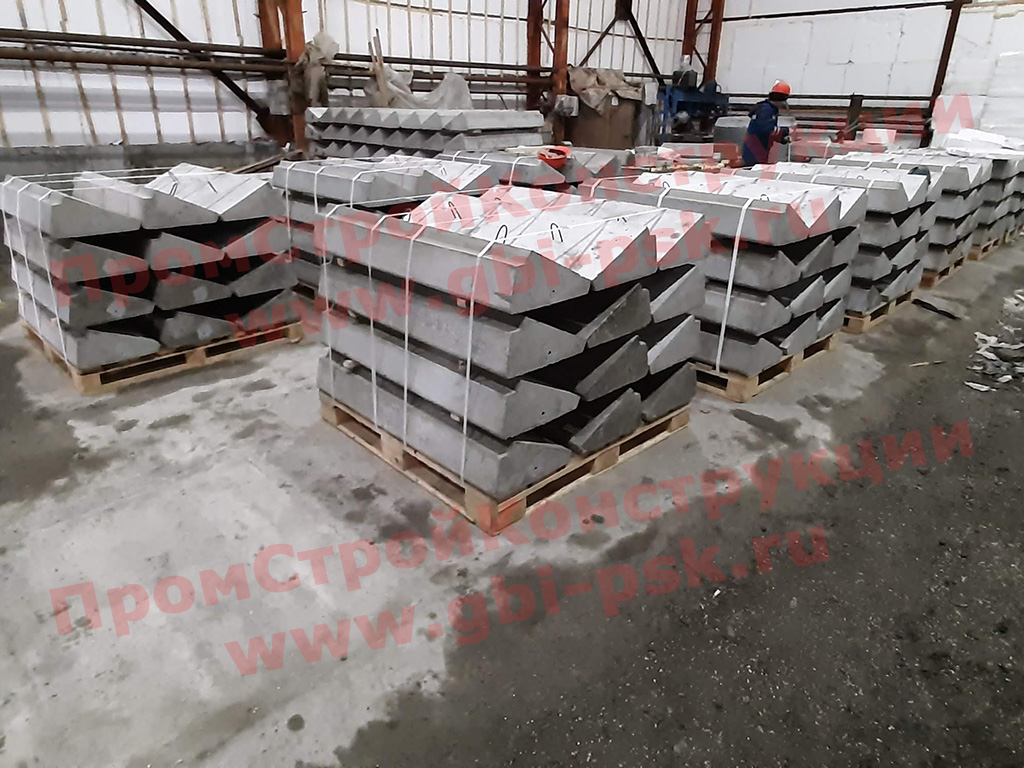 Производство лестничных ступеней ЛС серии 3.501-180.95 и ГОСТ 8717.0-84