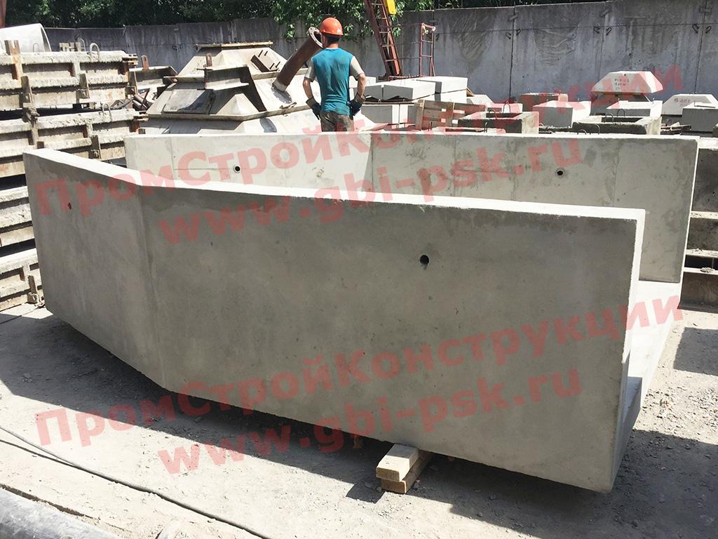 Производство ЖБИ на заказ для устройства водоотводов