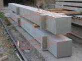 Железобетонные колонны К-2 — производство и доставка в Ленинградскую область