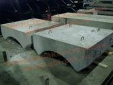 Производство лекальных блоков БЛ круглых водопропускных труб