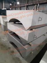 Напоминаем, производство железобетонных лекальных блоков для круглых труб серии 3.501.1-144 — одно из основных направлений наших заводов ЖБИ