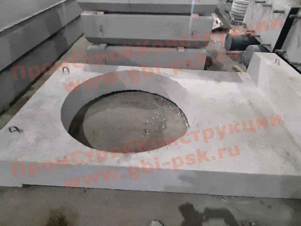 Завод ЖБИ в Санкт-Петербурге предлагает производство портальных стенок СТК и других ЖБИ для круглых труб по выгодным ценам!