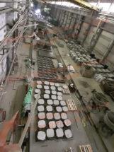 Производство плит укрепления откосов и берегоукрепления П-1 серии 3.501.1-156