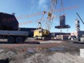 Производство железобетонных фундаментов ФМ в Мурманске - новые масштабные отгрузки