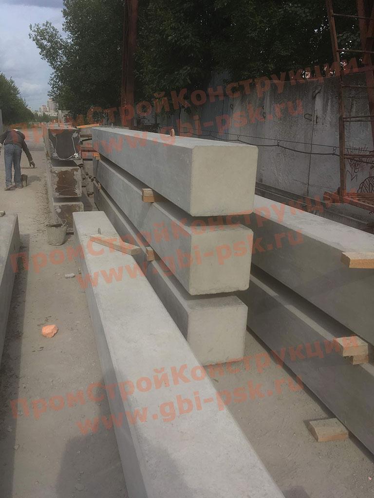 Железобетонные колонны — производство и поставки во все регионы России!